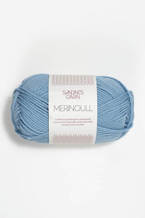 Merinoull 6013 (Himmelsblå)