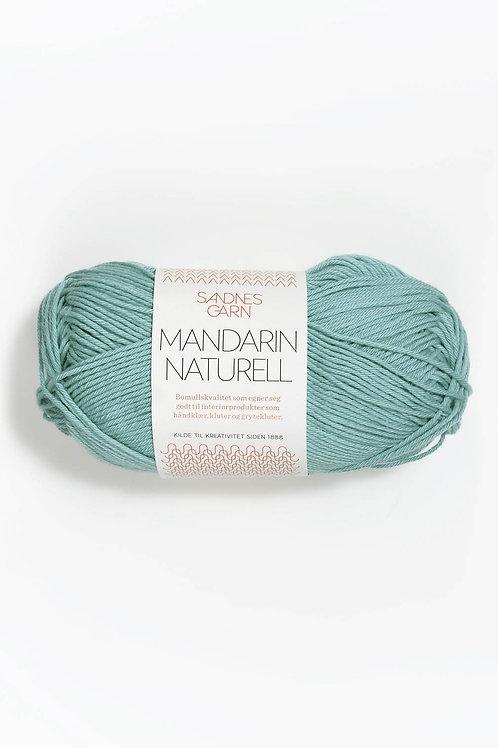 Mandarin Naturell 6823 (Turkos)