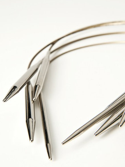 Rundstickor metall/plast (60 cm)