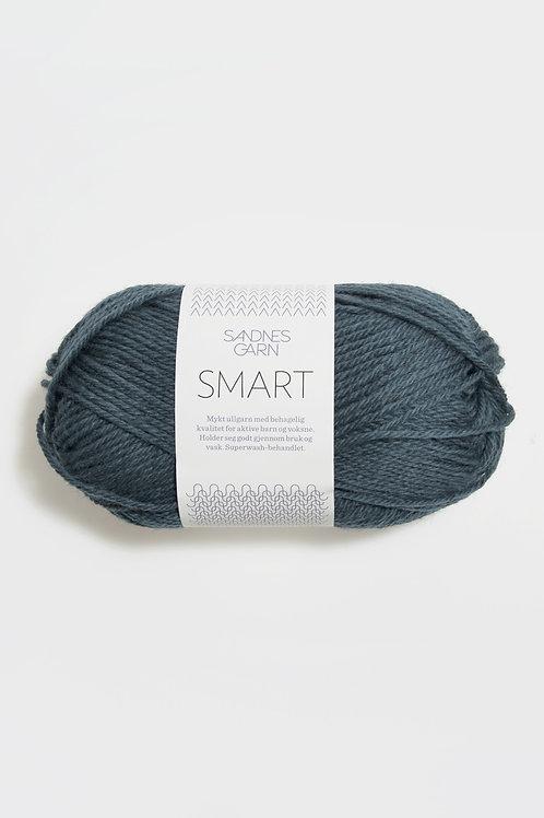 Smart 6272 (Mörkt blåmelerad)