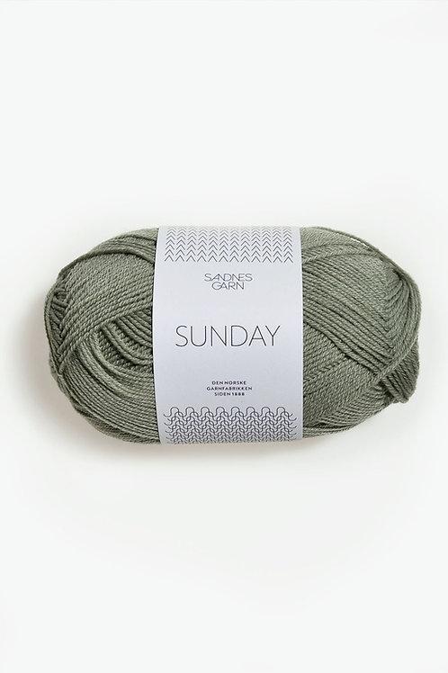 Sunday 8521 (Dovt ljusgrön)