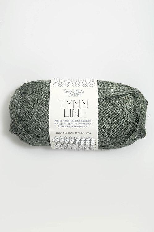 Tunn Line 8561 (Grön)