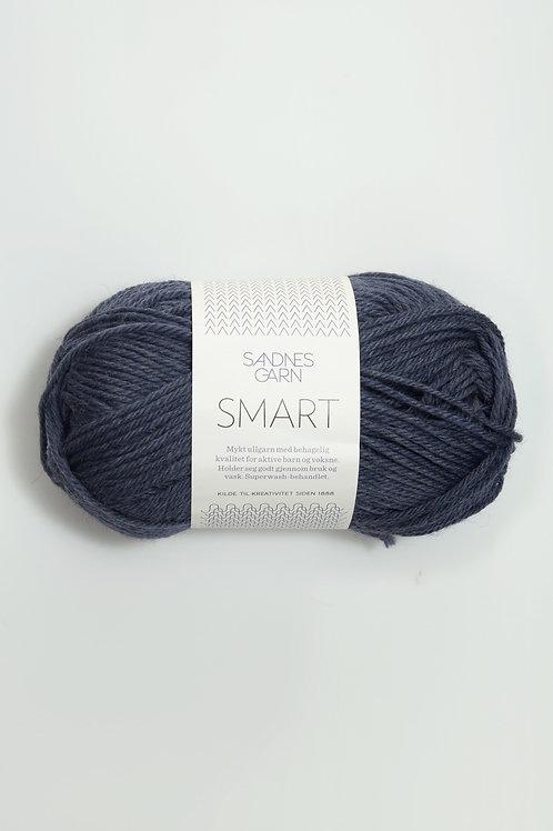 Smart 6072 (Blågrå - melerad)
