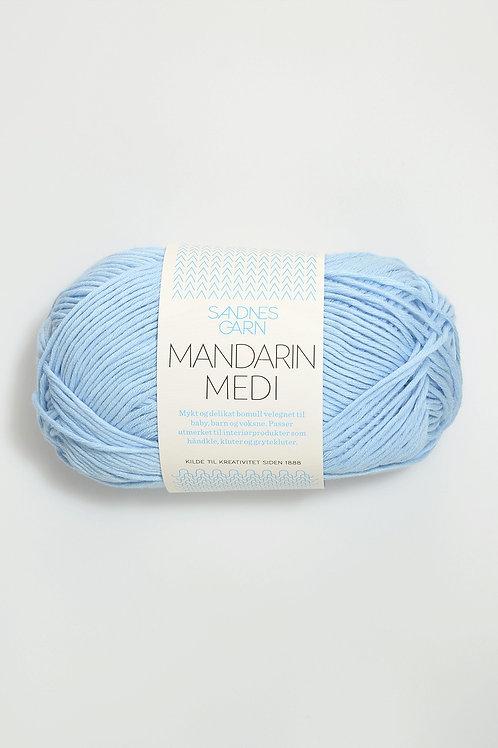 Mandarin Medi 6003 (Ljusblå)