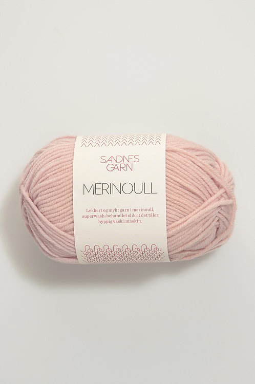 Merinoull 3511 (Puderrosa)