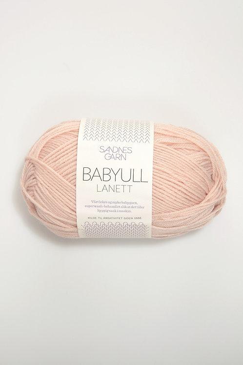 Babyull Lanett 3511 (Puderrosa)