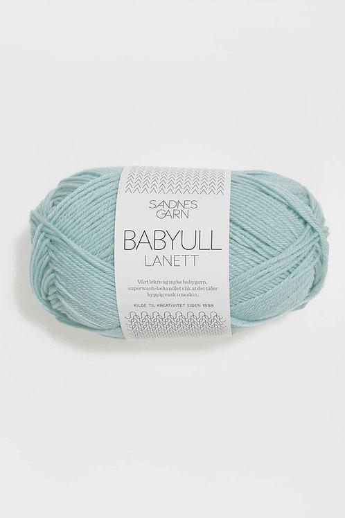 Babyull Lanett 6511 (Ljusblå)