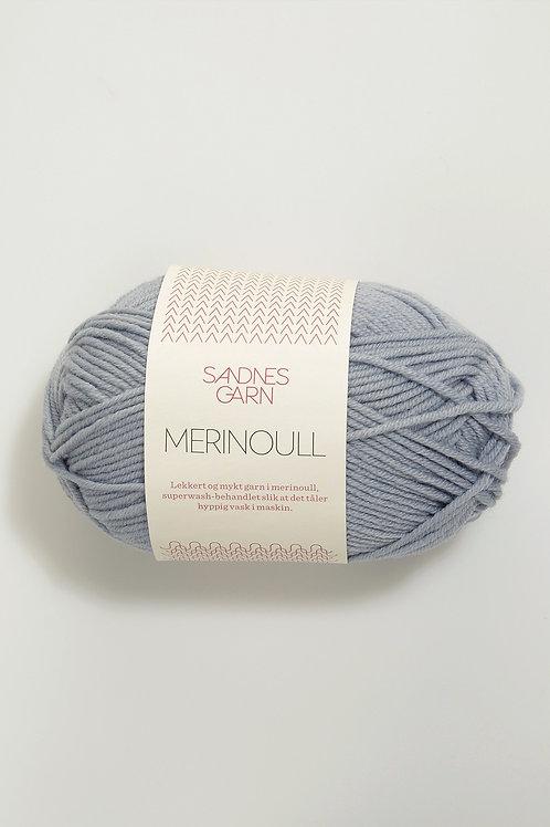 Merinoull 5830 (Ljus gråblå)
