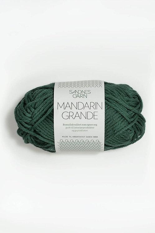 Mandarin Grande 8052 (Mörkgrön)