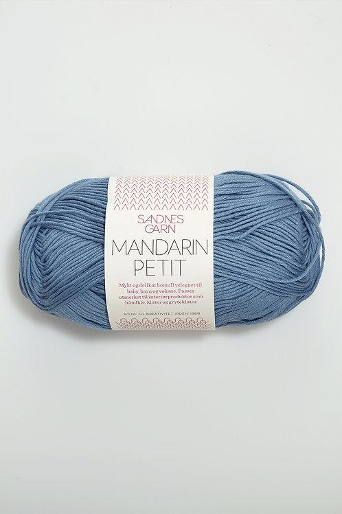 Mandarin Petit 9463 (Jeansblå)