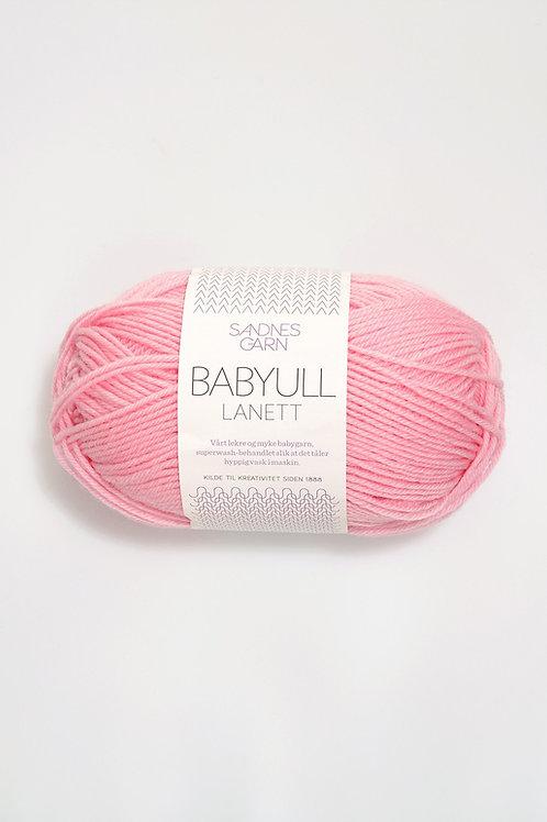 Babyull Lanett 4520 (Rosa)