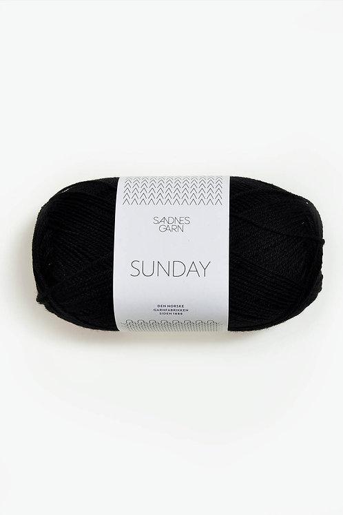 Sunday 1099 (Svart)