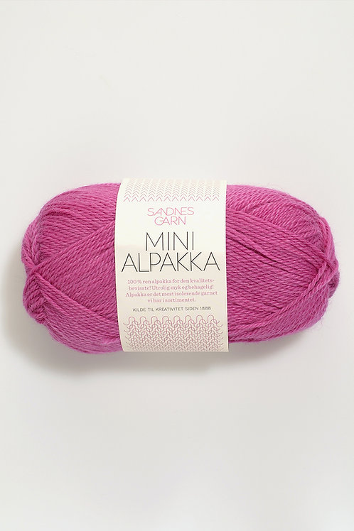 Mini Alpakka 4627 (Rosalila)