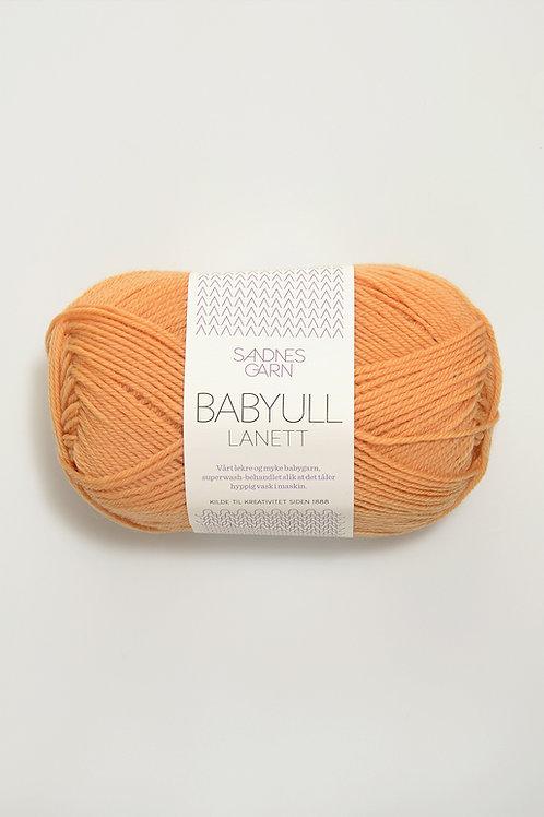 Babyull Lanett 2327 (Orange)
