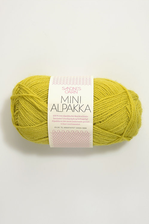 Mini Alpakka 2005 (Syregul)