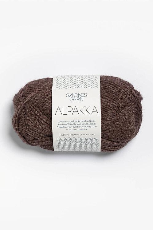 Alpakka 3571 (Brun)