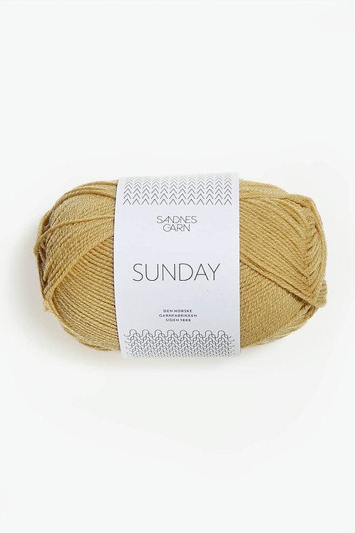 Sunday 2123 (Strågul)