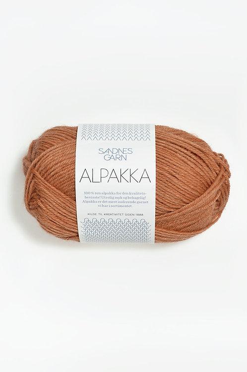 Alpakka 2734 (Bränd sand)