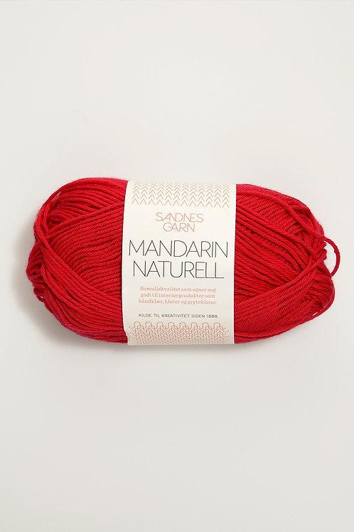 Mandarin Naturell 4219 (Röd)