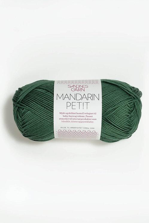 Mandarin Petit 8052 (Mörkgrön)