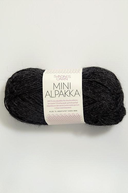 Mini Alpakka 1088 (Koks)