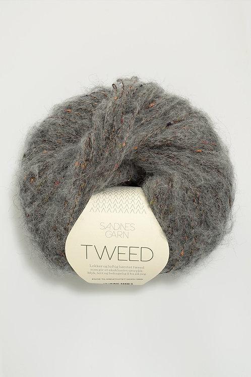 Tweed 1054 (Grå)