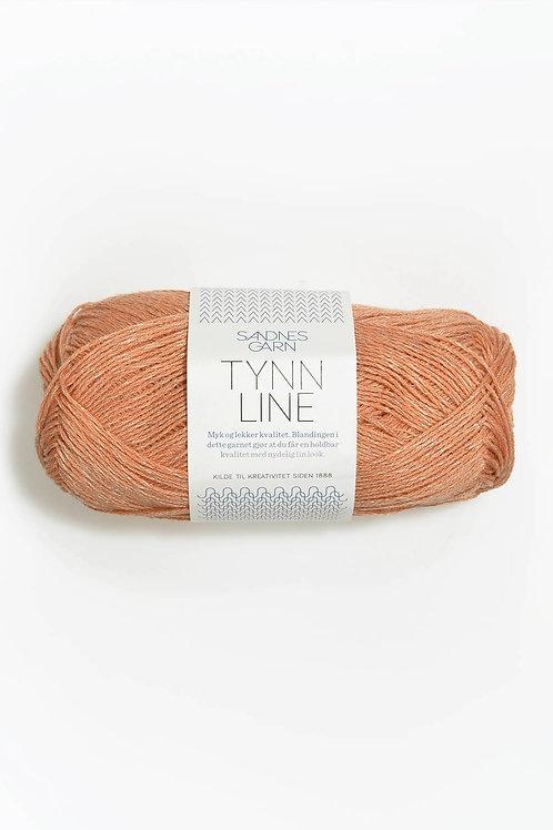 Tunn Line 3513 (Ljus terrakotta)