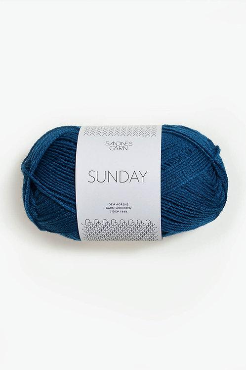 Sunday 6063 (Inkblå)