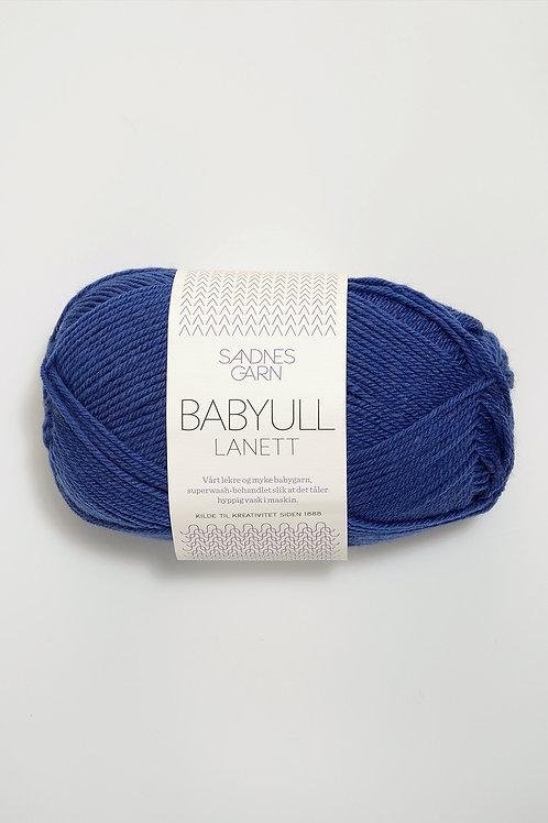 Babyull Lanett 5846 (Blåviolett)
