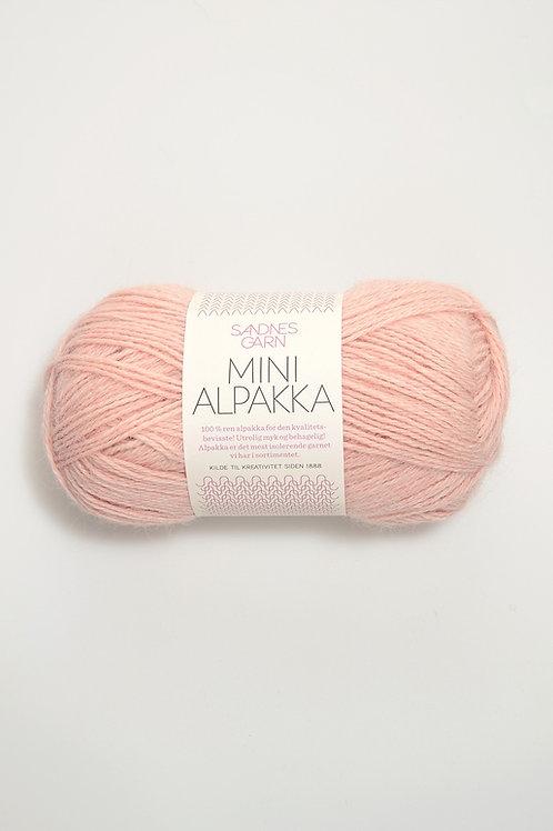 Mini Alpakka 4313 (Aprikos)
