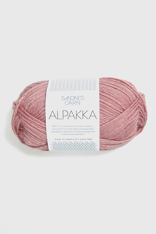Alpakka 4023 (Gammelrosa)