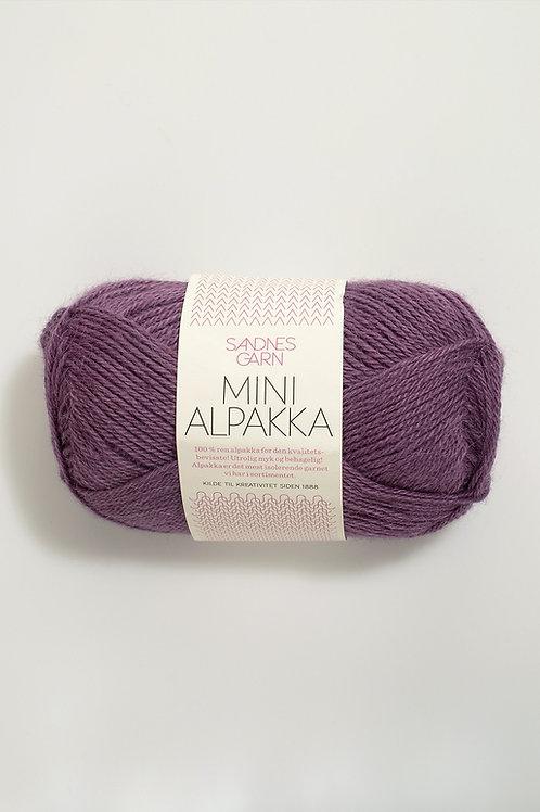 Mini Alpakka 4853 (Ljung)