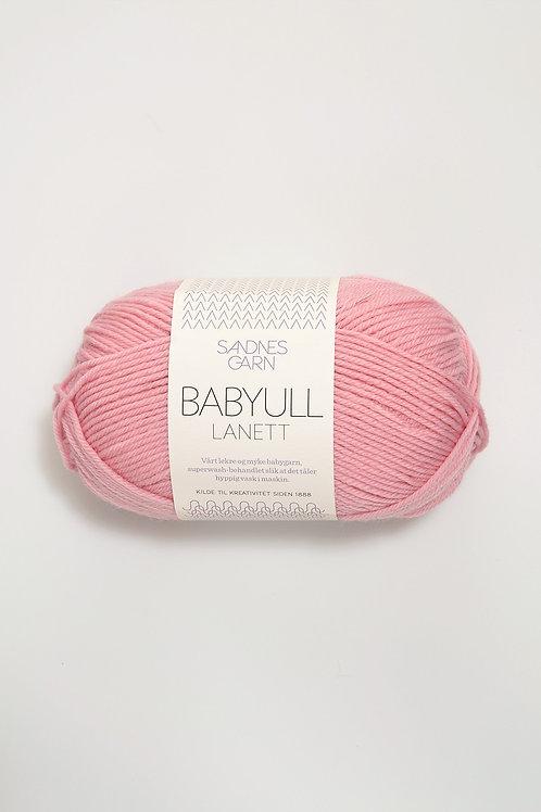 Babyull Lanett 4402 (Gammalrosa)