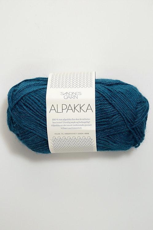 Alpakka 6554 (Petrol)