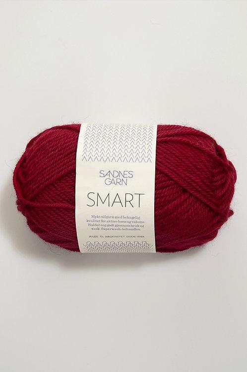 Smart 4065 (Vinröd)