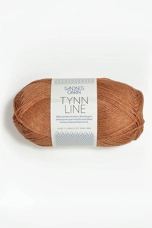 Tunn Line 2734 (Bränd sand)