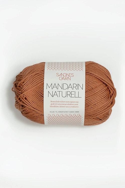 Mandarin Naturell 2734 (Bränd sand)