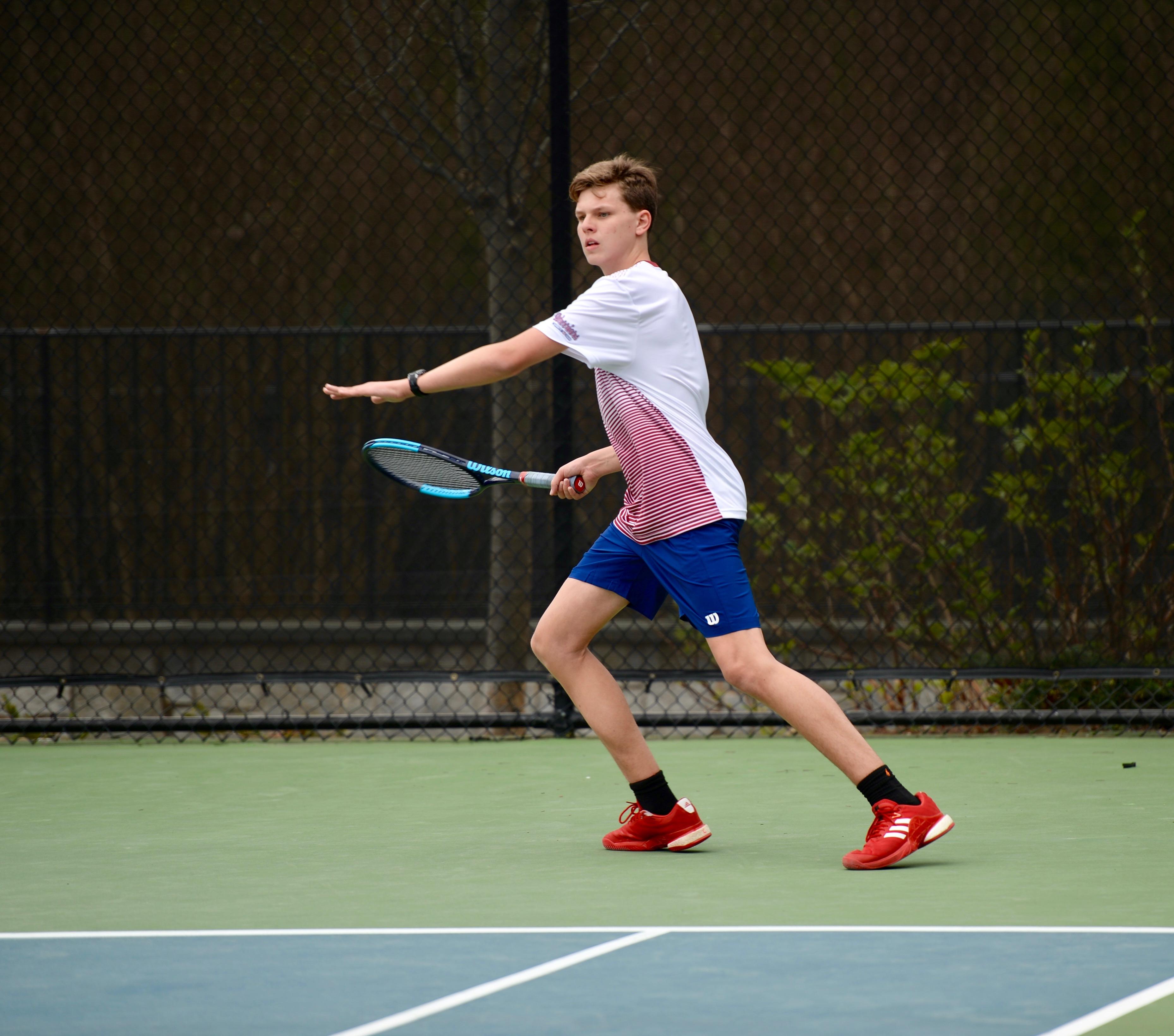 WR tennis march 25 - 1