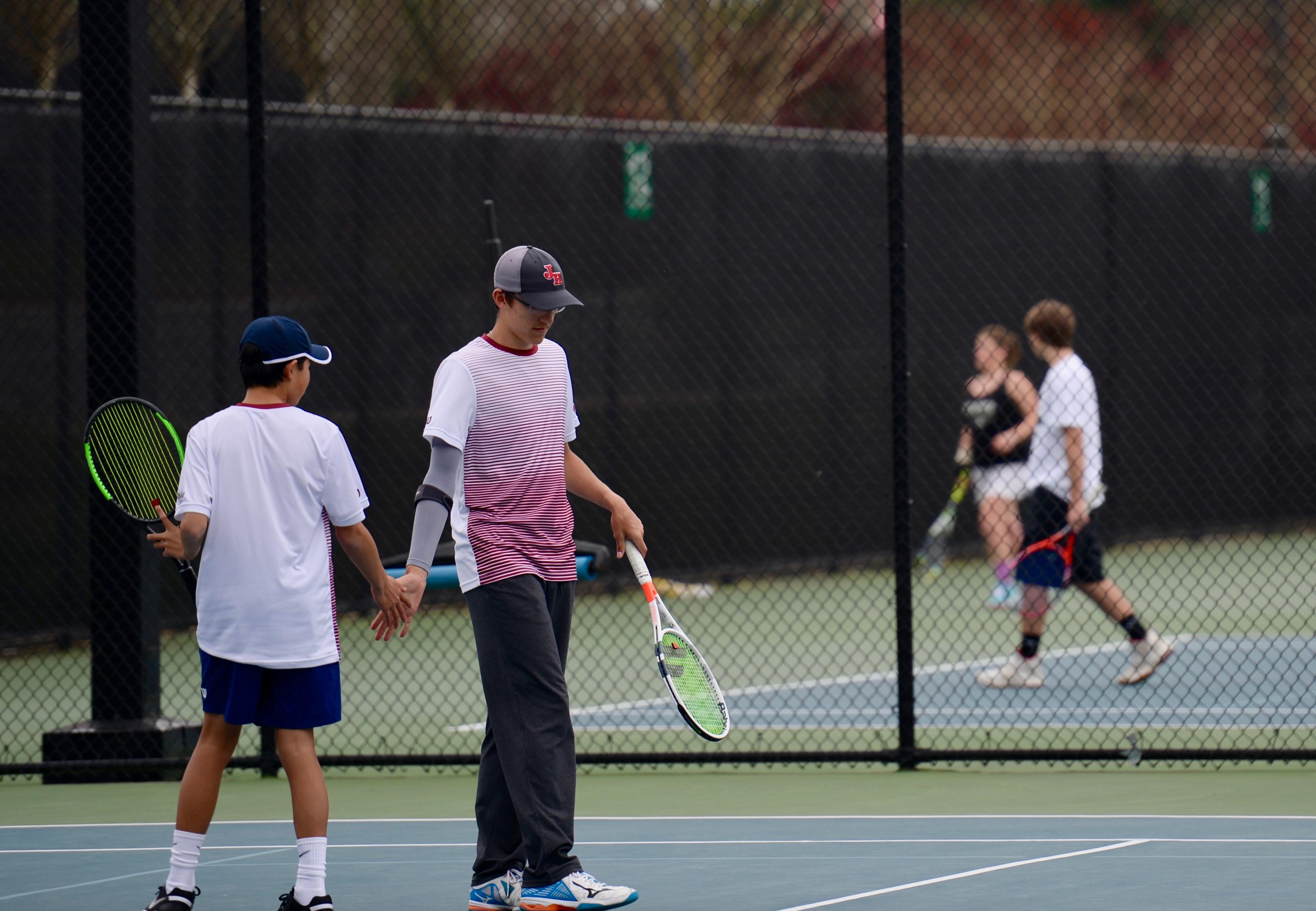 WR tennis march 25 - 5