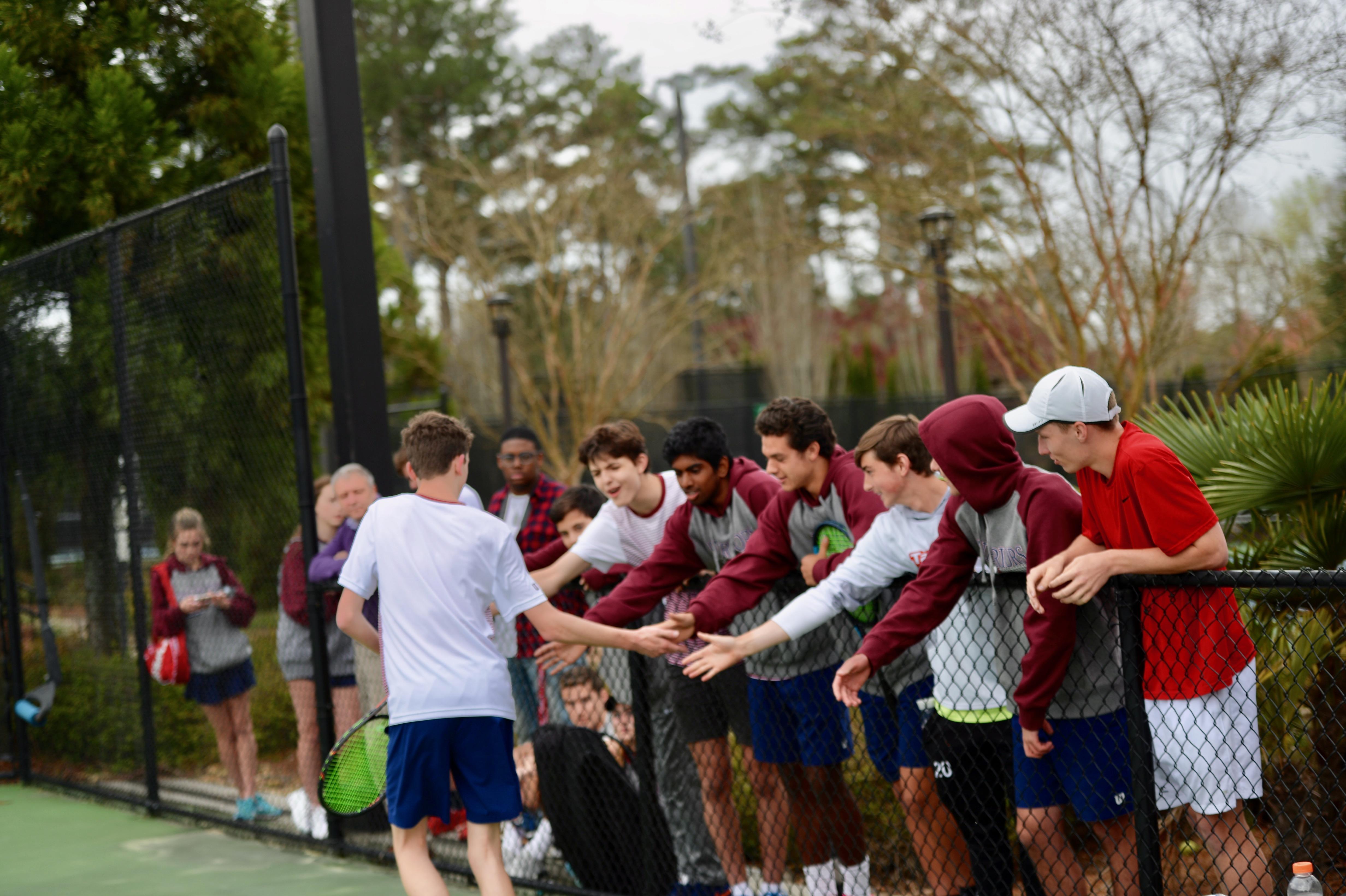 WR tennis march 26 - 40