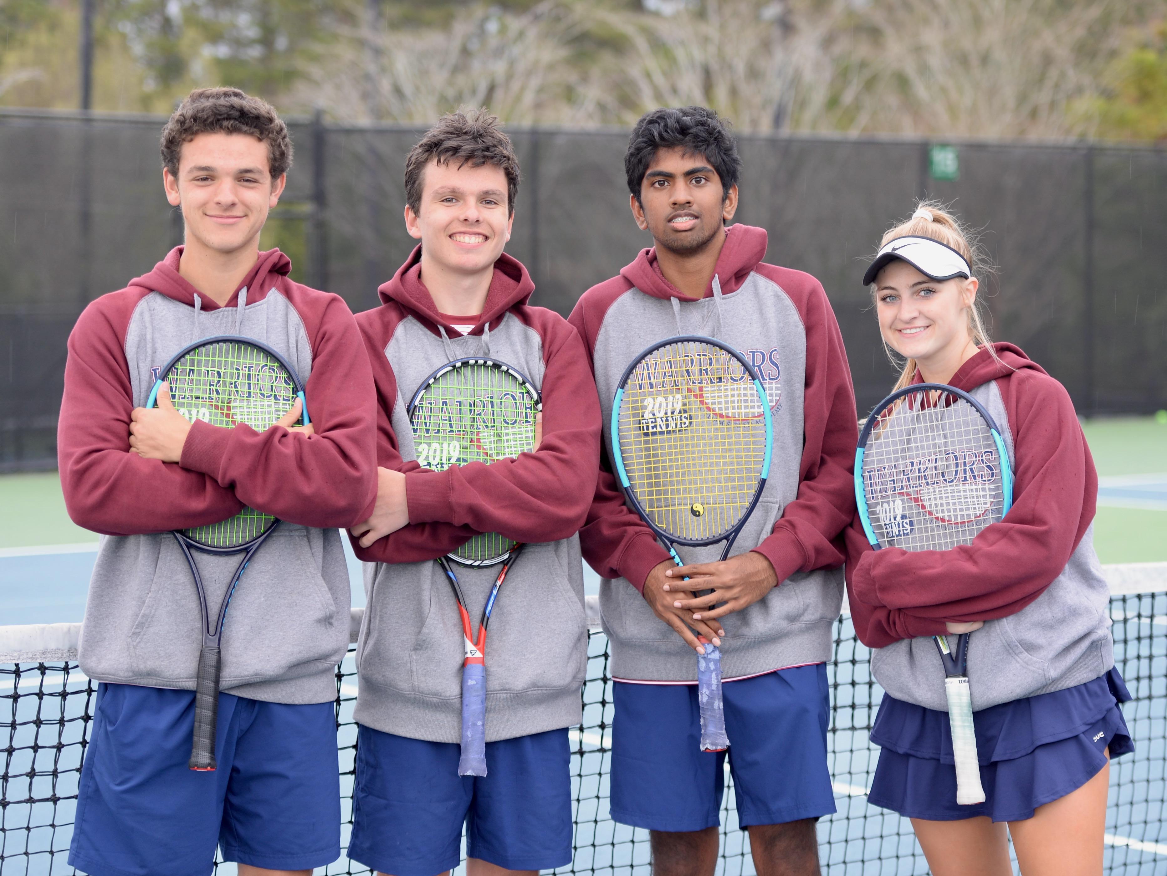 WR tennis march 26 - 6