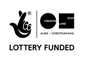 Creative Scotland Lottery Logo