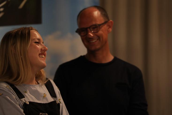 YFF 2018 - Caitlin Black and Tony Kearne