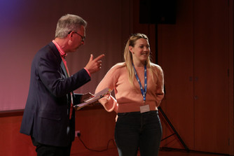 YFF 2018 - Chris Young and Caitlin Black