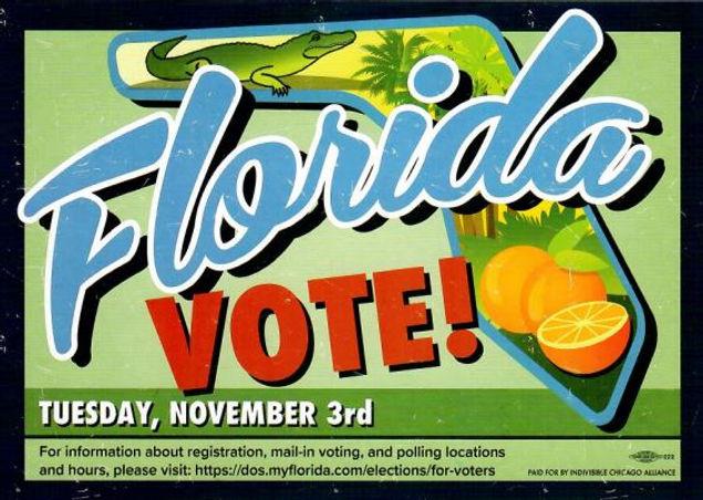 Post Card Florida Front.JPG