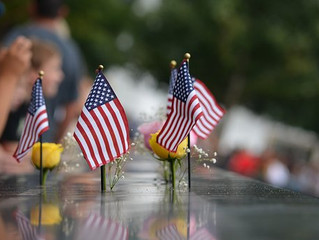 Patriot Day Sage