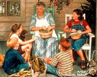 Come, Ye Children, Hearken Unto Me