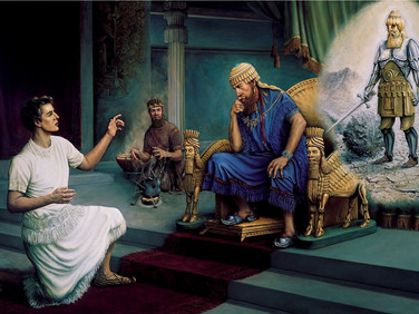 A Meditation on Doing Exploits for God From the Book of Daniel