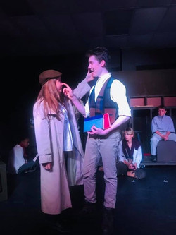 Marius & Eponine