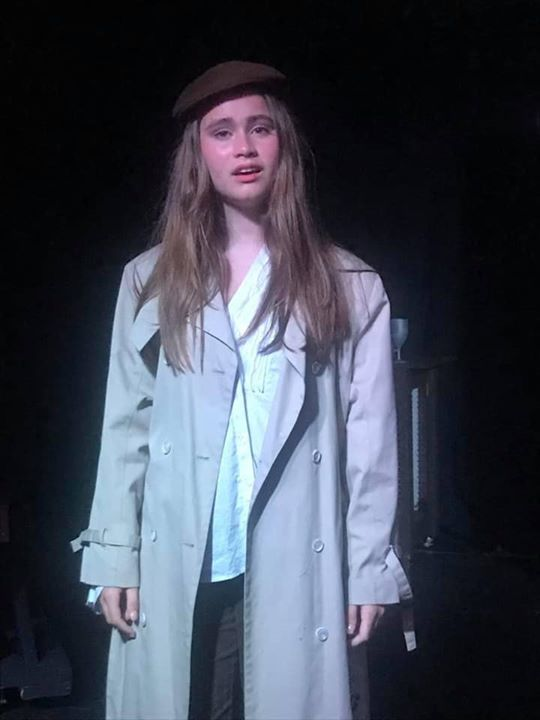 Gabby Parker as Eponine